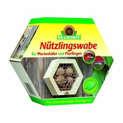 Neudorff Alvéoles pour coccinelles et chrysopes