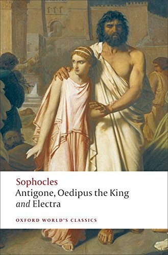 an explanation of a glimpse of greek justice in antigone Antigone study guide contains a biography of sophocles, literature essays, quiz questions, major themes, characters, and a full summary and analysis.