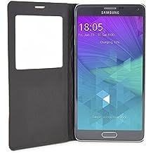 Étui Samsung Galaxy Note 4 de SAMSUNG avec fenêtre, Cover, Flip