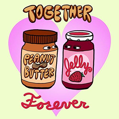 Love Herz zusammen Romance-VINYL Aufkleber ()