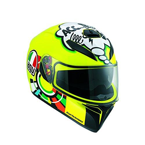 AGV J0301A0F0004 K-3 SV E2205 Top, Casco Multicolor 11 multicolor