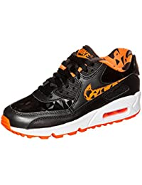 NIKE AIR MAX 90 MESH GS 833340 002 WOMEN'S TRAINERS SHOES UK 5 EUR 38
