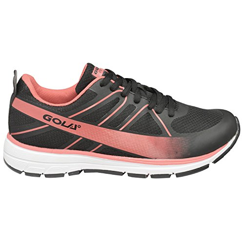 Gola G-Max Donna Fitness Sneaker Grey Marl/Hydrangea