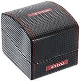 Titan Neo Analog Silver Dial Men's Watch-NK1730SM01