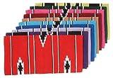 Tough 1 Robust 155% Wolle Sierra Sattel Decke, 35-7839-332-0, Red/Black/Cream, 30 x 30
