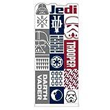 Marushin Star Wars Face Handtuch Jungle schwarz Darth Vader Jedi Storm Trooper