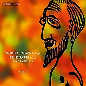 Noriko Ogawa plays Erik Satie on an 1890 Erard Piano, Vol. 2 [Noriko Ogawa] [Bis: BIS2225]