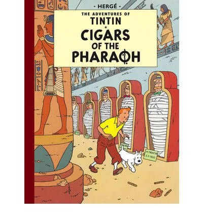 [Cigars of the Pharaoh * *] [by: Herge]