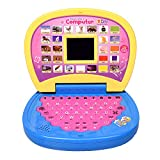 FOREMOST Kids Laptop, LED Display, with Music,Educational Laptop Learner with Led Screen, Multi