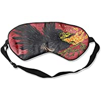 Crow Black Birds Sleep Eyes Masks - Comfortable Sleeping Mask Eye Cover For Travelling Night Noon Nap Mediation... preisvergleich bei billige-tabletten.eu