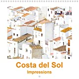 Costa del Sol   Impressions (Wall Calendar 2020 300 × 300 mm Square): Coastline of almost 200 miles, bland climate, over 300 days of sun, a variety of ... calendar, 14 pages ) (Calvendo Places)
