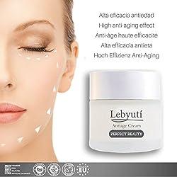 Crema Facial Antiarrugas Hidratante Reafirmante Antiedad para mujer 50ml