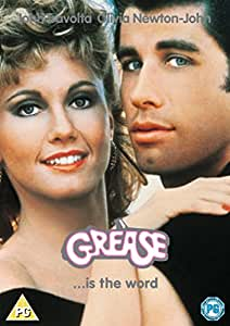 Grease [DVD] [1978]