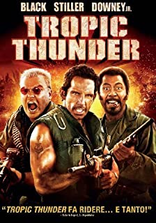 Tropic Thunder by tom cruise