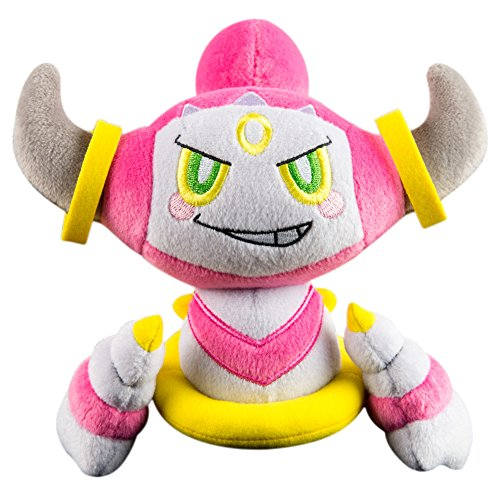 "Pokemon T18536D11HOOPA 8-Inch Officially Licensed ""Hoopa"" Plush Toy"