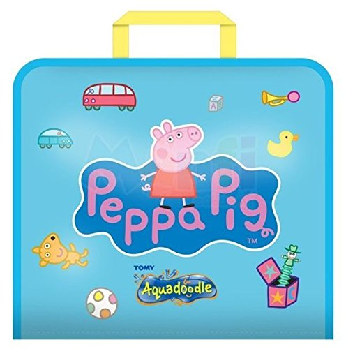 Aquadoodle T72368 Peppa Pig Doodle Travel Bag - Mess Free Drawing Fun for Children ages 18 months+