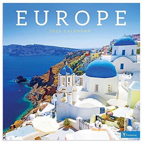 Europe 2020 Calendar