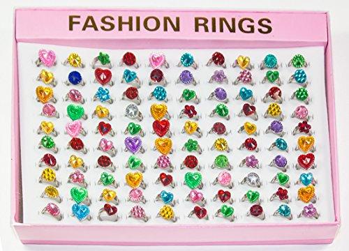 Preisvergleich Produktbild Kinderringe, Ringe