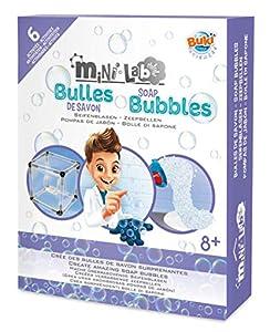 Buki France- Mini Lab Pompas De Jabón, Color (3012)