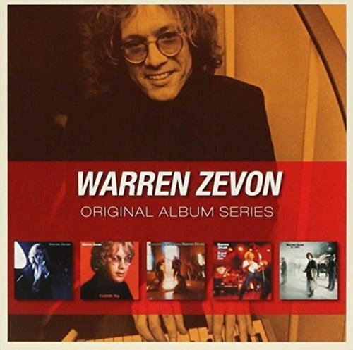 Warren Zevon Album-Serie (5 CDs)