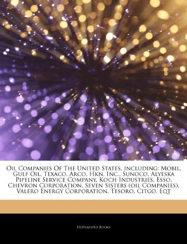 articles-on-oil-companies-of-the-united-states-including-mobil-gulf-oil-texaco-arco-hkn-inc-sunoco-a
