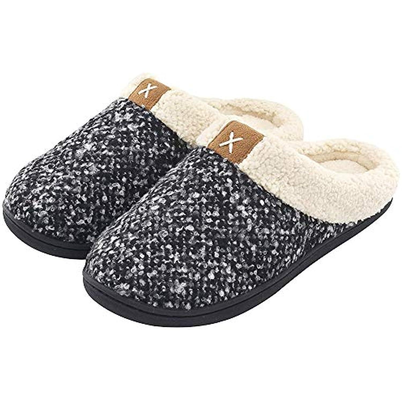 Honetor Bottillon Ville Chaud d hiver , Chaussures de Ville Bottillon en  Coton Confortables pour 18a080f8a0ae