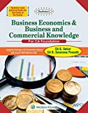 #9: Padhuka's Business Economics & Business and Commercial Knowledge: For CA Foundation