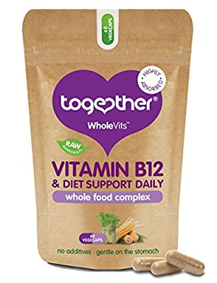Together Vitamin B12 Complex Vegicaps - Pack of 60