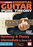 Essential Guitar Pure Theory: Harmony & Theory [DVD] [2008]