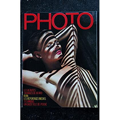 PHOTO 139 BEAUTE LA VIE SAUVAGE PETER BEARD HELMUT NEWTON SEXY CACTUS MISRACH 79