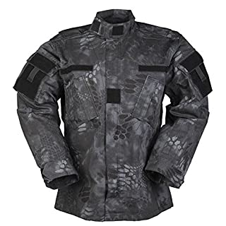 US FELDJACKE ACU R/S MANDRA Night /M + AOS-Outdoor® Flaschenöffner