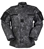 US FELDJACKE ACU R/S MANDRA Night /L + AOS-Outdoor® Flaschenöffner
