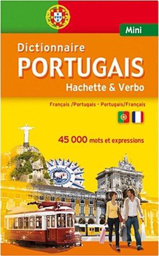 Mini Dictionnaire Hachette Verbo Portugais bilingue