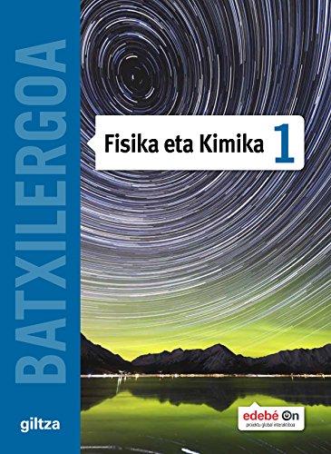 Fisika eta Kimika 1 - 9788483783252 por Edebé