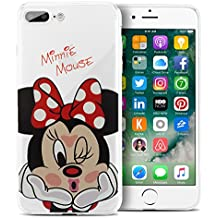 coque iphone 7 rose disney