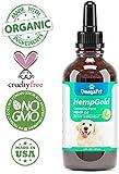 OmegaPet Natürliches Hanföl für Hunde - zur Beruhigung bei Angstzuständen, bei Gelenk- und anderen Schmerzen, sowie Hautproblemen