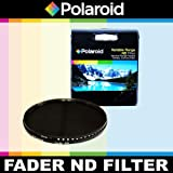 Polaroid variabile Range (ND3, ND9, ND16, ND32, ND400Neutral Density (ND) fader filtro filtri–6in 1. Per il Samsung nx-5, nx-10, NX-100, NX20, NX210, NX300, NX1000, NX1100, che montano la lente (50–200mm, 60mm)