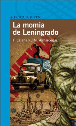 La momia de Leningrado (Serie azul)