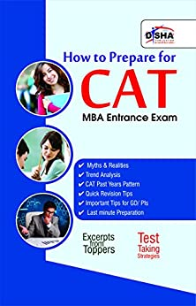 How to prepare for CAT - MBA Entrance Exam by [Disha Experts]
