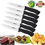 Best Couteaux en céramique - Ménage en céramique Couteau à steak Lot de Review