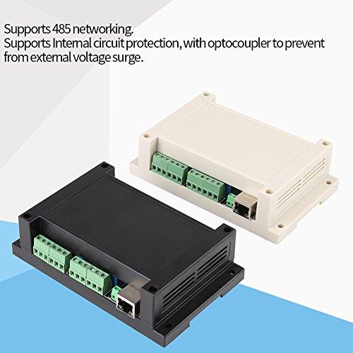 8 Kanäle Relais Modul Bord, Relais Remote Controller, Ethernet RJ45 TCP/IPNetzwerk Web Server,250...