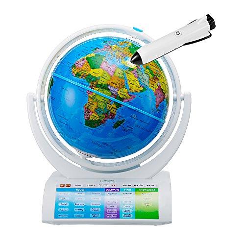 Oregon Scientific - terráqueo Smart Globe Explorer AR