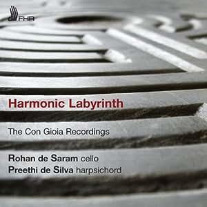 Harmonic Labyrinth - The Con Gioia Recordings