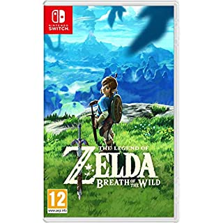 the best attitude 756b1 66e94 The Legend of Zelda  Breath of the Wild (Nintendo Switch)