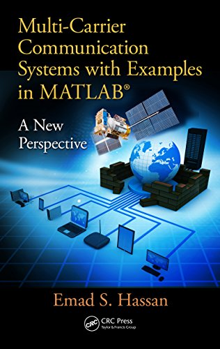 Multi-Carrier Communication Systems with Examples in MATLAB®: A New Perspective (English Edition) -