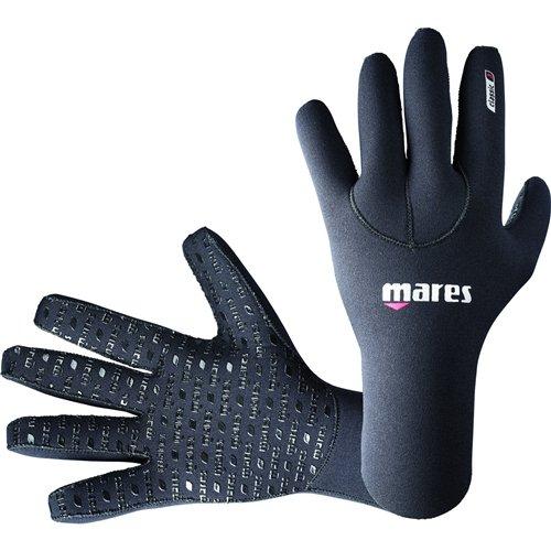 Mares Erwachsene Handschuhe Flexa Classic 3 mm, Black/Grey, M, 412719