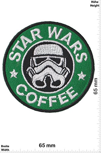 Parches - Star Wars Coffee -Movie - Star Wars - Parche