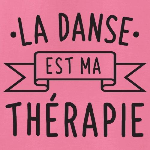 La danse est ma thérapie - Femme T-Shirt - 14 couleur Azalée