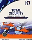 #8: K7 Total Security- 2 User, 1 Year (CD) (New Silm Pack)