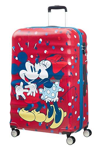 disney Wavebreaker Spinner 77/28 Disney Koffer, 77 cm, 96 L, Minnie Loves Mickey